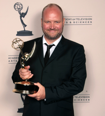 EMMY winner Paul Englishby
