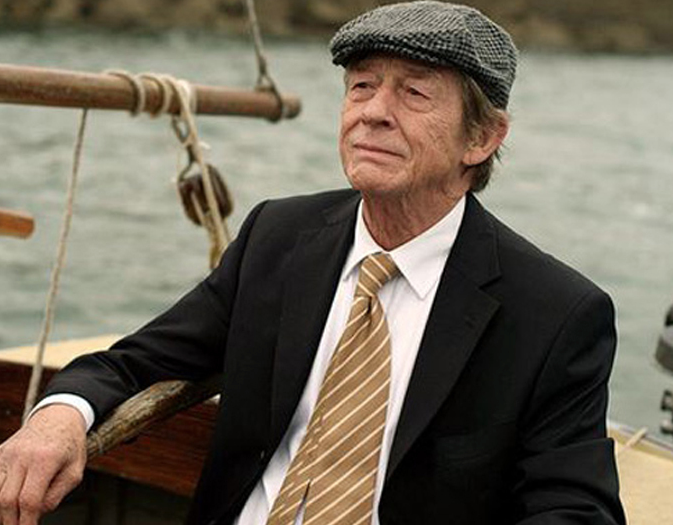 Sailcloth starring BAFTA winner John Hurt