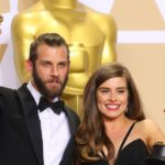 2018 Oscar winners Chris Overton and Rachel Shenton