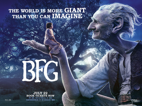 Jonathan Holmes in The BFG