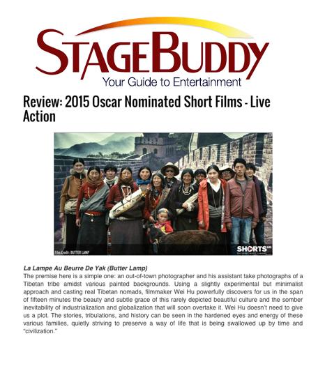 Stage-Buddy