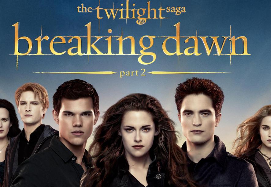 Judi Shekoni in Twilight Breaking Dawn II