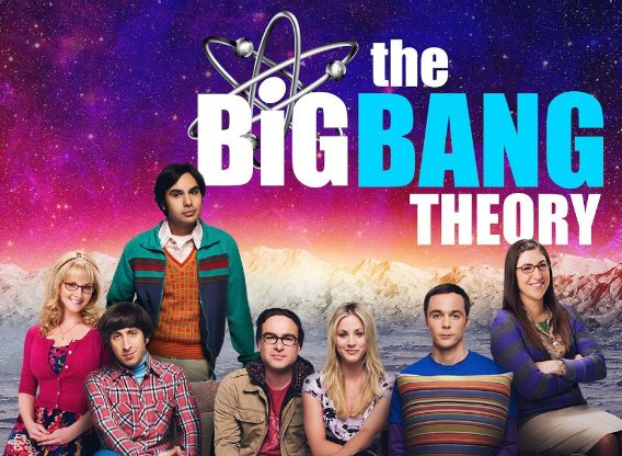 Alice Amter in The Big Bang Theory