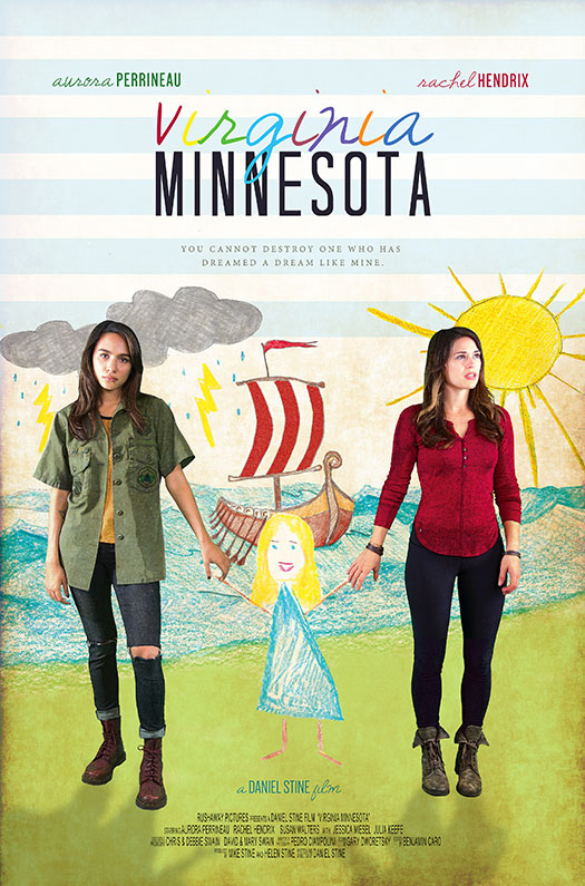 Virginia Minnesota starring Aurora Perrineau