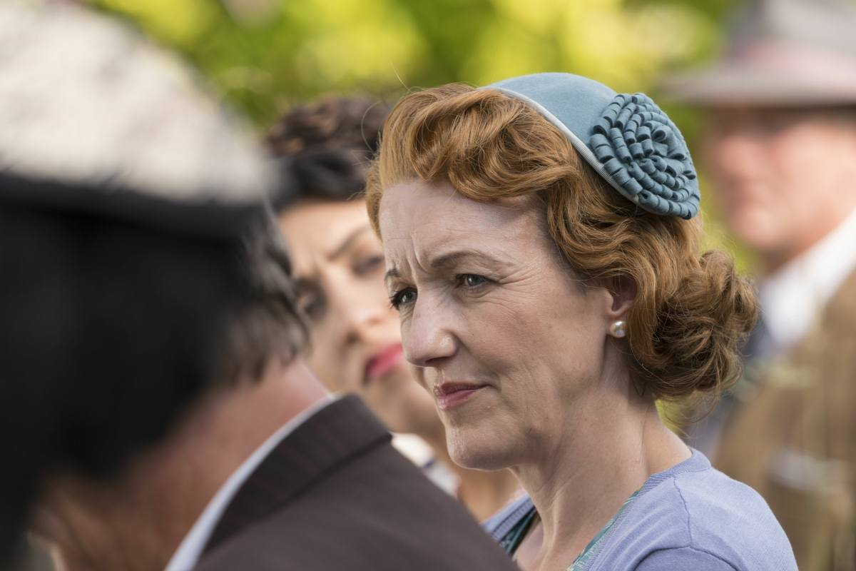 Kacey Ainsworth in Grantchester